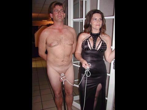 public sex slave on leash