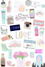 Girly Wallpapers Tumblr Emoji