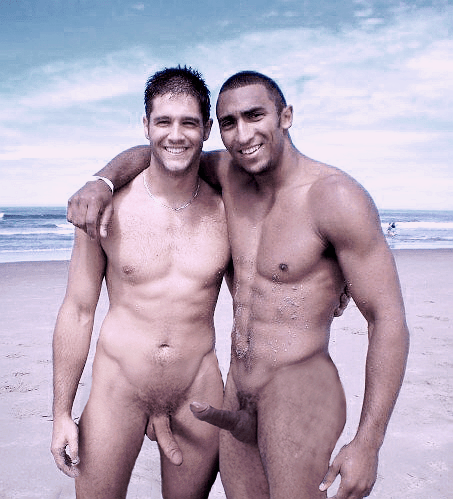 gay beach tumblr