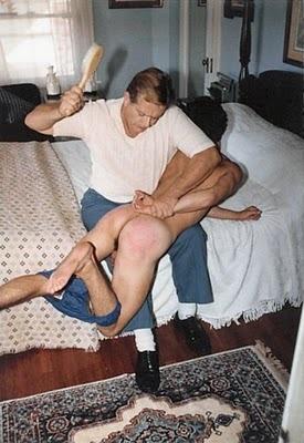 husband spanking wife domestic discipline