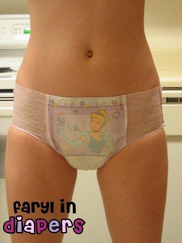 bambino diaper girl