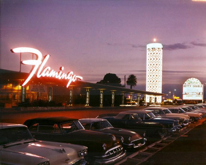 Flamingo Hotel and Casino - 3555 Las Vegas Boulevard South, Las Vegas, Nevada U.S.A. - September 24, 1959
