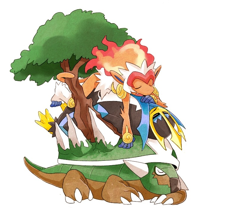RTTP The Pokemon All 721 of them, and counting Page 165 NeoGAF