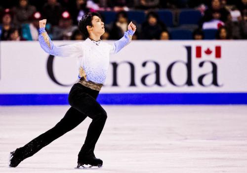 icedreamland: Yuzuru Hanyu || GP Skate Canada 2015