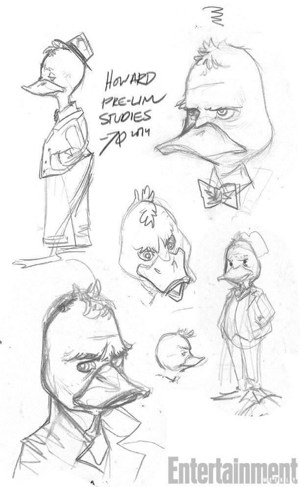 Howard the Duck Tara Tam Marvel Comics - Google Search Howard - proof of employment