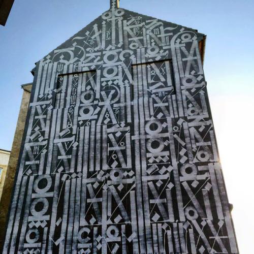 visionary-vandalism:   RETNA - Copenhagen, Denmark