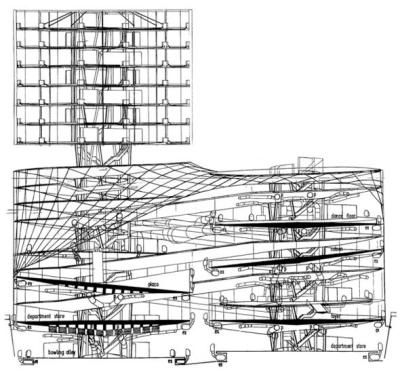 blow-out village archigram - Google Search architecture - blank resume form