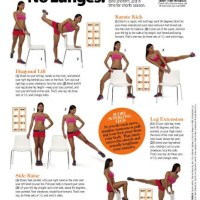 Lean Thighs- No Lunges