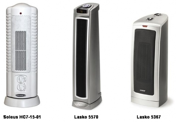 Best Ceramic Space Heaters 2009