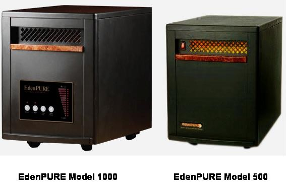EdenPure Heater Maintenance And Safety Guide