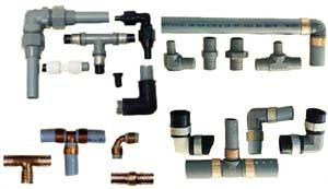 How To Repair Polybutylene Pipe
