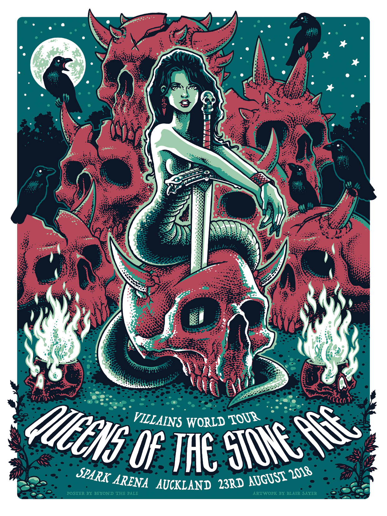 Poster Shop Perth Queens Of The Stone Age 411posters