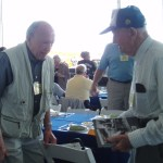 Karl was a German NF Pilot and John was a RO from 414th NFS