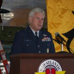 Bill Rial ( Retired Col. and son of Wm. Rial 417th NFS)