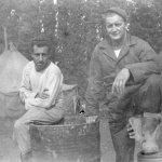 Jack Chooljian & Marx Razbach Oct44