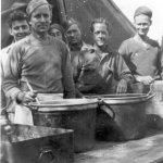 Cooks at LeVallon