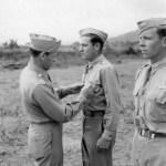 Gen Craigie pinning Air Medal-Borgo Aug 44