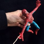 Spiderman joint