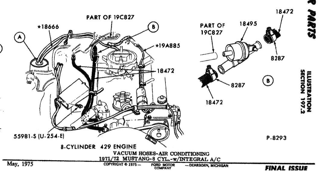 1993 cobra intake vacuum diagram in here large pics inside ford