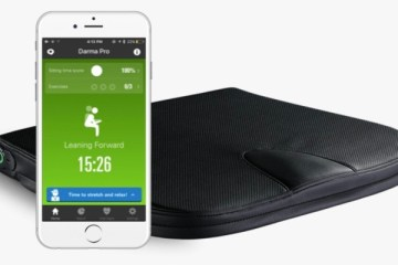 Darma smart cushion (IoT)