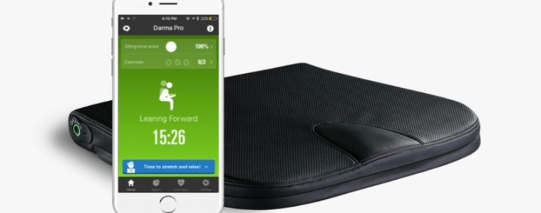 Darma smart cushion (IoT)