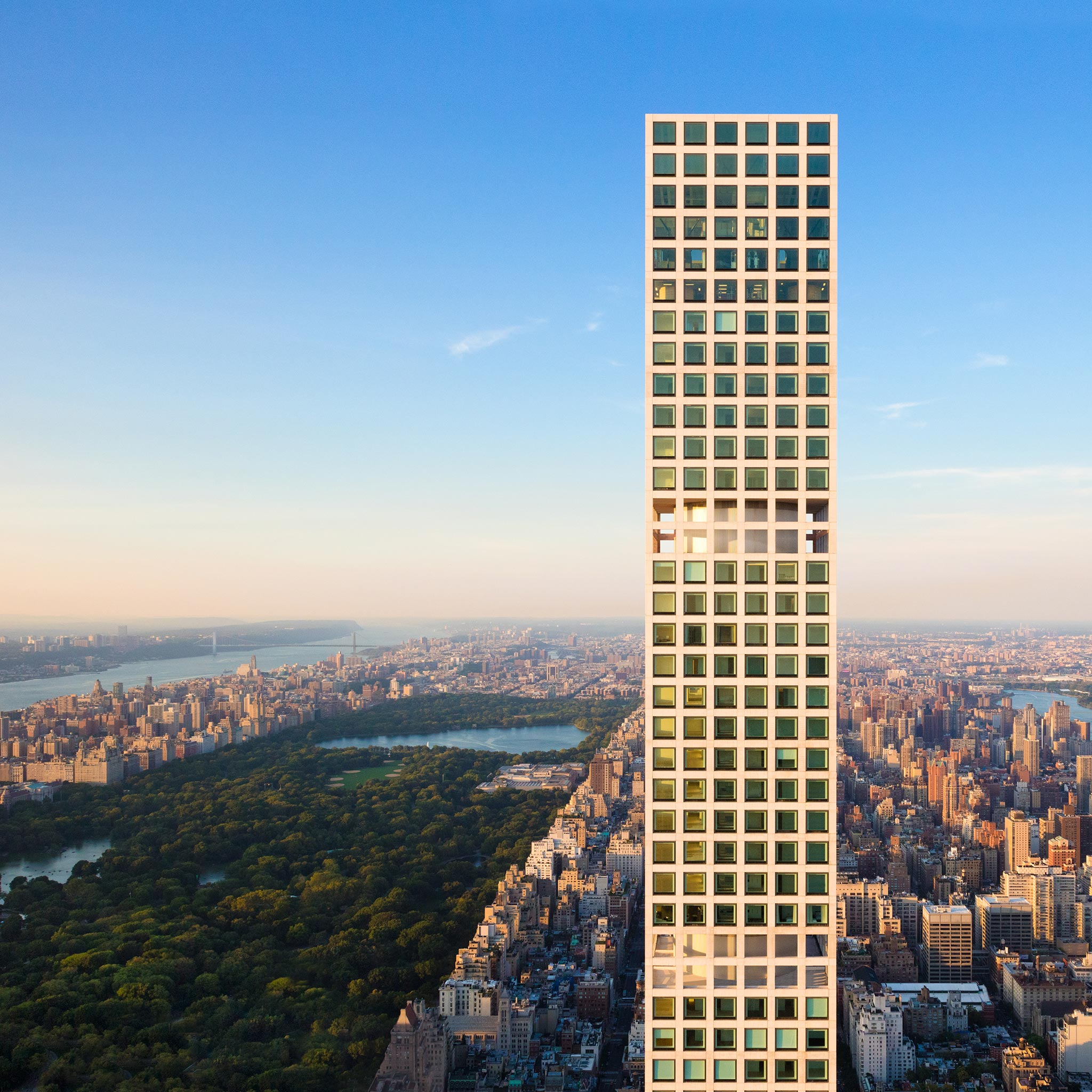 Architecte D'intérieur New York 432 Park Avenue Condominiums