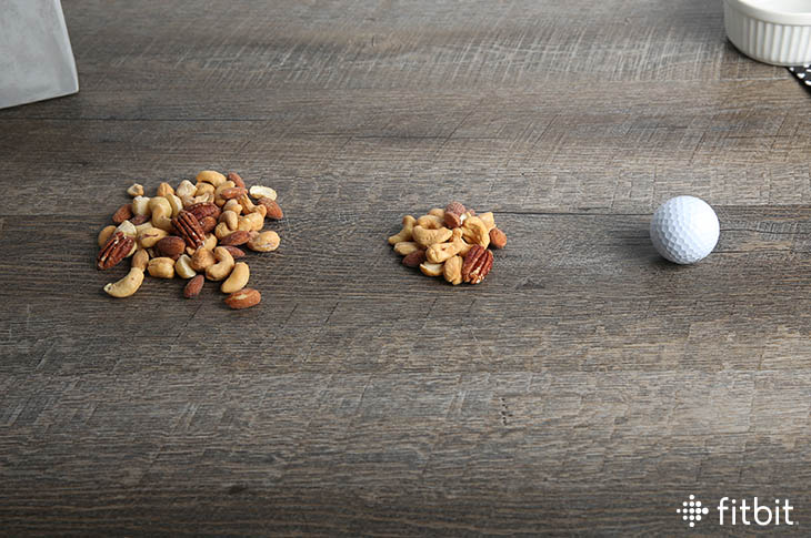 Healthy Servings A Visual Guide to Portion Sizes - Fitbit Blog