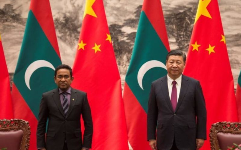 India\u0027s concerns over the strengthened China-Maldives relations