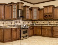 All Solid Wood KITCHEN CABINETS GENEVA 10x10 RTA | eBay