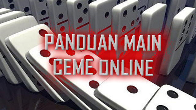Seputar Info Game Ceme Online Depo 10rb