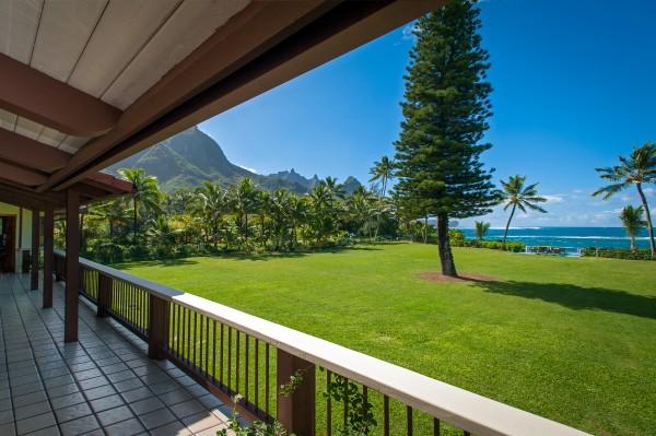Tunnels Beachfront Estate Offers Endless Backyard Ocean