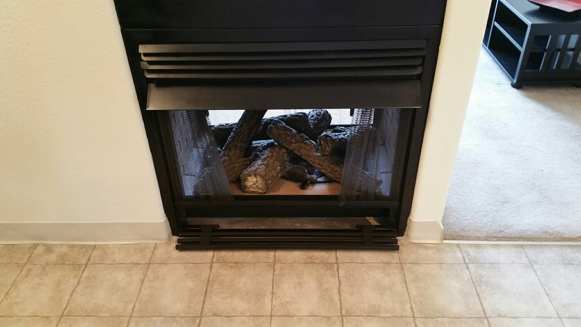 Gas Fireplace Pilot Light Out Gas Fireplace Venting 45th Parallel Home Inspection