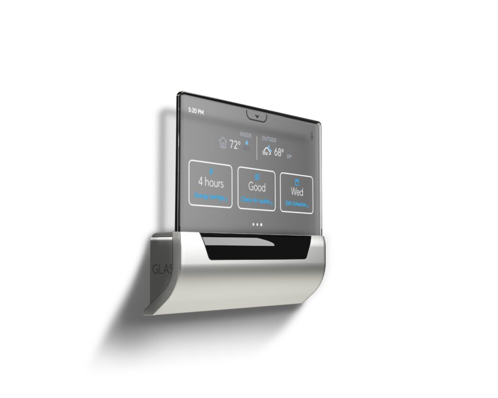 Display Glas Johnson Controls Utilizes Microsoft Technology To Expand The Smart