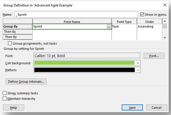 How to Build Agile Projects in Microsoft Project MPUG