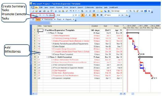 Excel vs Project How to Convince Managers that Project Really is