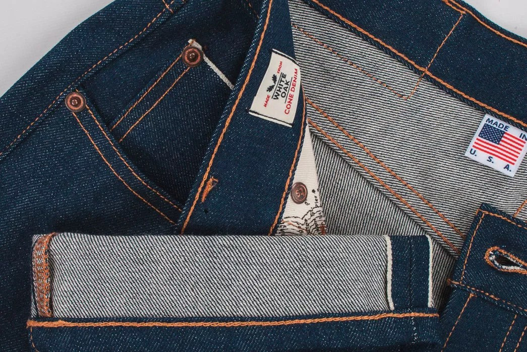 The Taylor Stitch 110 Year Denim Collection