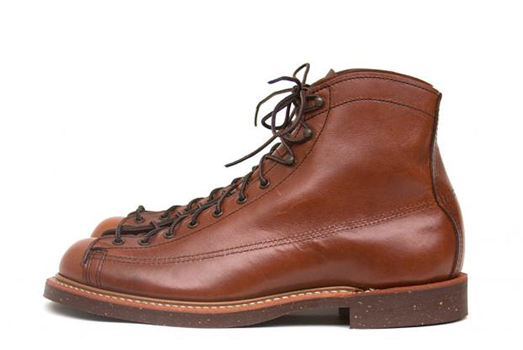 Red Wing Heritage 2996 New Lineman Boots