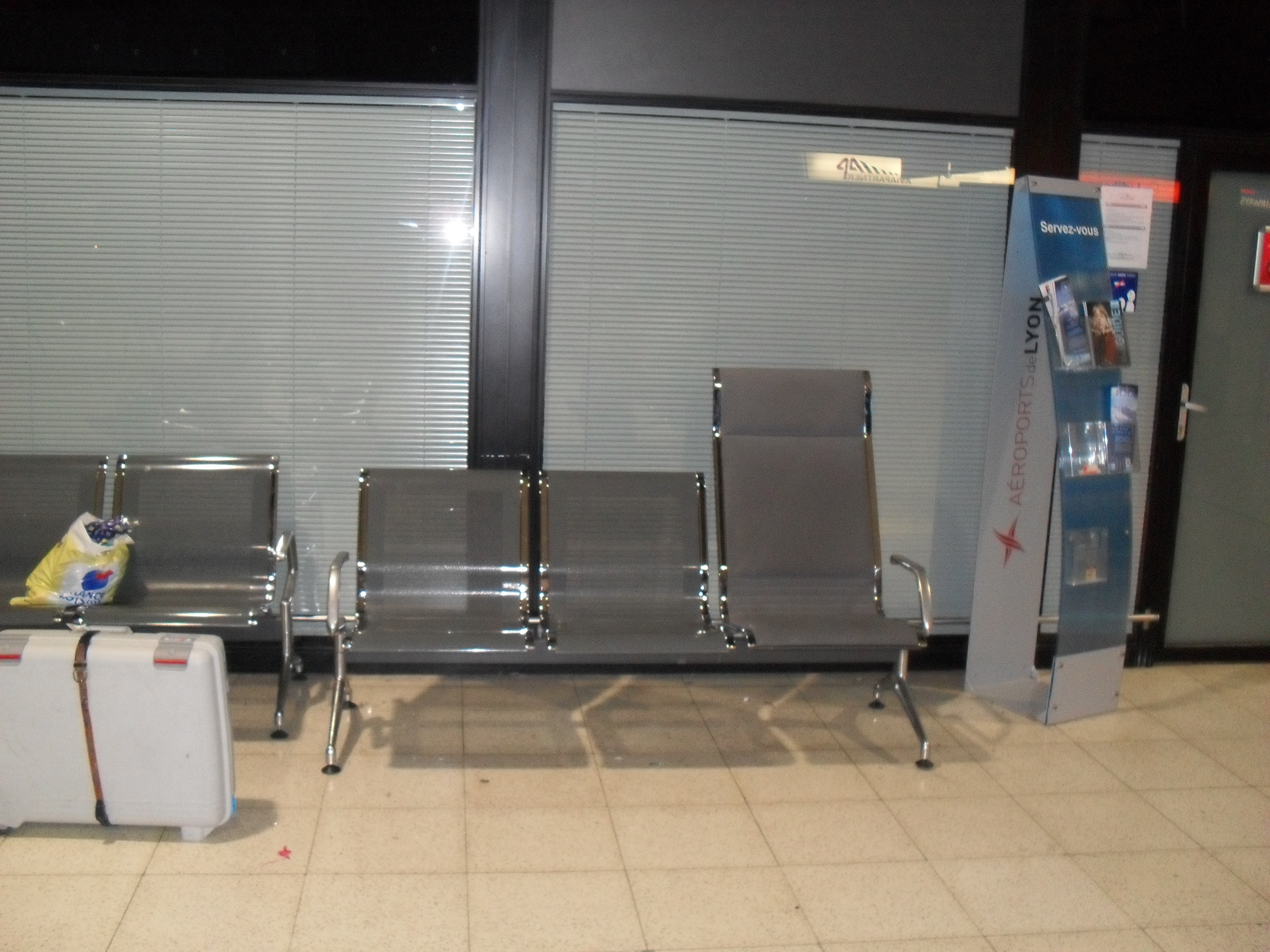 Lyon St Exupery Lyon Airport Photos Sleeping In Airports