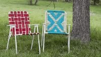 How To Make A Macrame Lawn Chair   Homesteading Skills