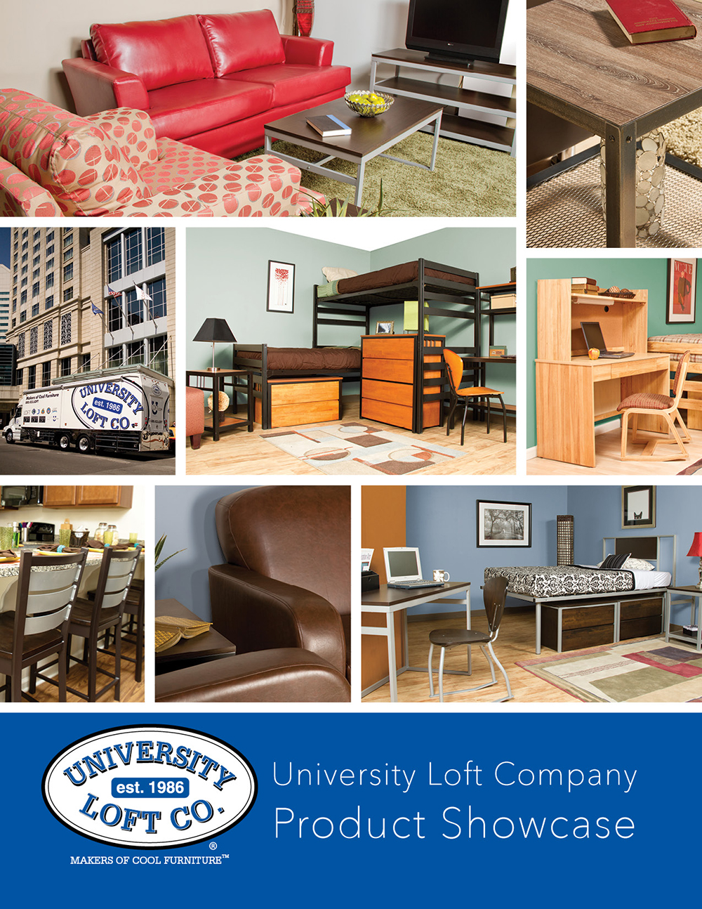 College Catalogs University Loft Company