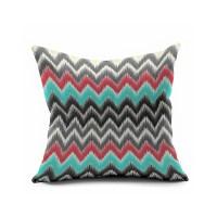 Chevron Pillow Case,geometric Decorative Cushion Covers ...