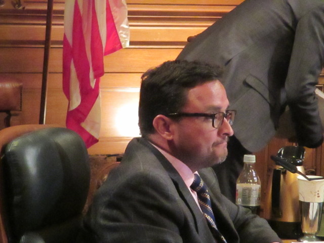 Sup. David Campos is moving to make the city defend its immigrants