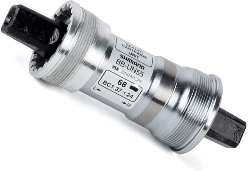 Bb Innenlager Shimano Un55 Shimano Bb-un55 Bottom Bracket Bsa 110mm – 48x17 Cycles