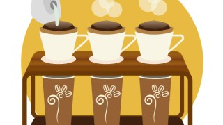 本格喫茶「ヒロコーヒー(伊丹いながわ店)」で麦蔵バーガーを食べてきた!