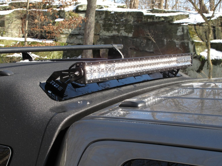 Roof Jet Rival Light Bar Gallery : A.r.e. Truck Caps And Tonneau Covers