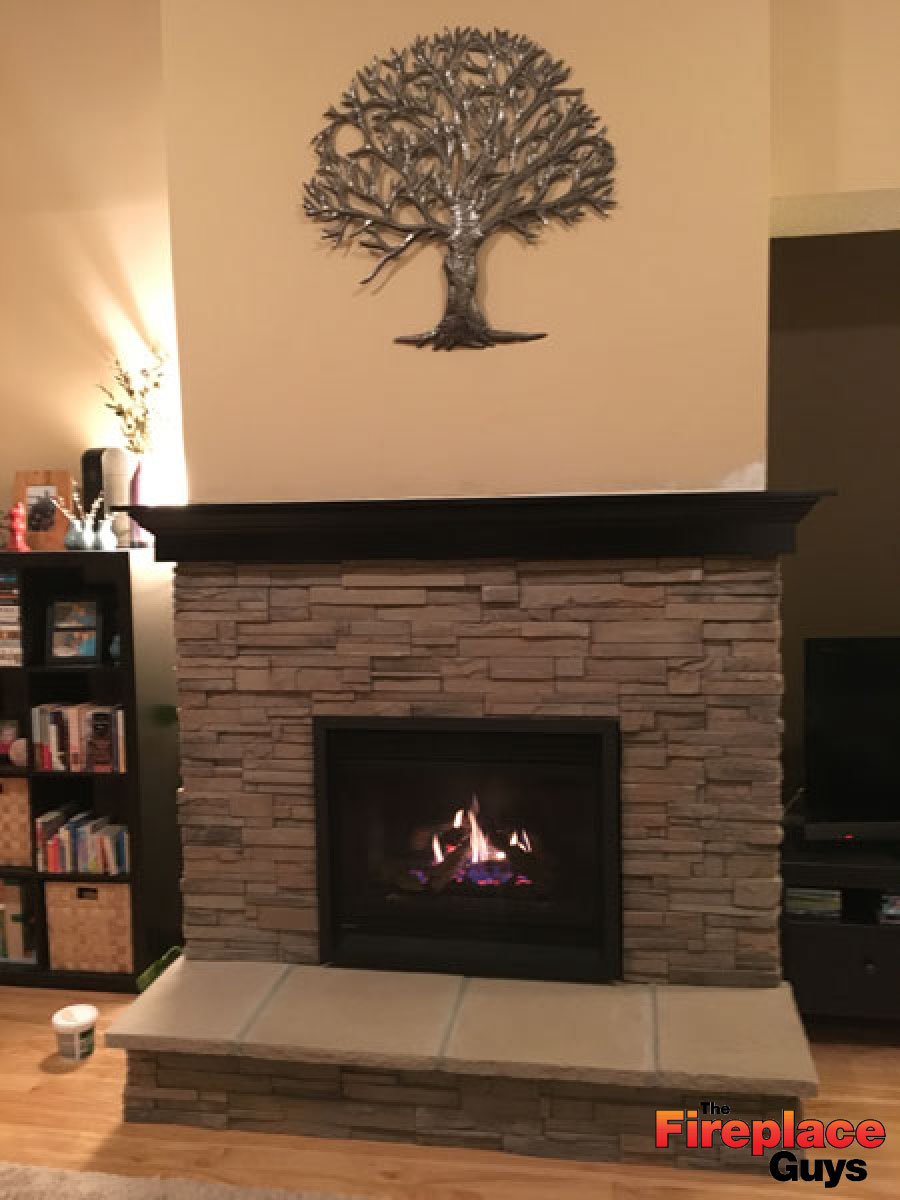 Gas Fireplace Tune Up Minneapolis Brick Renewal The Fireplace Guys