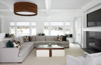 Residential and Hospitality Interior design by Annette Jaffe.