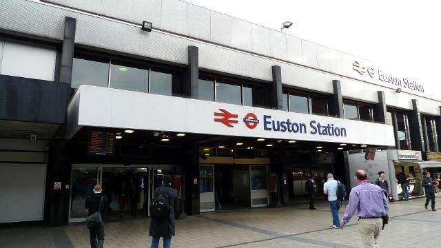 Luggage Storage Euston Station 7 Days A Week From 1 Hour