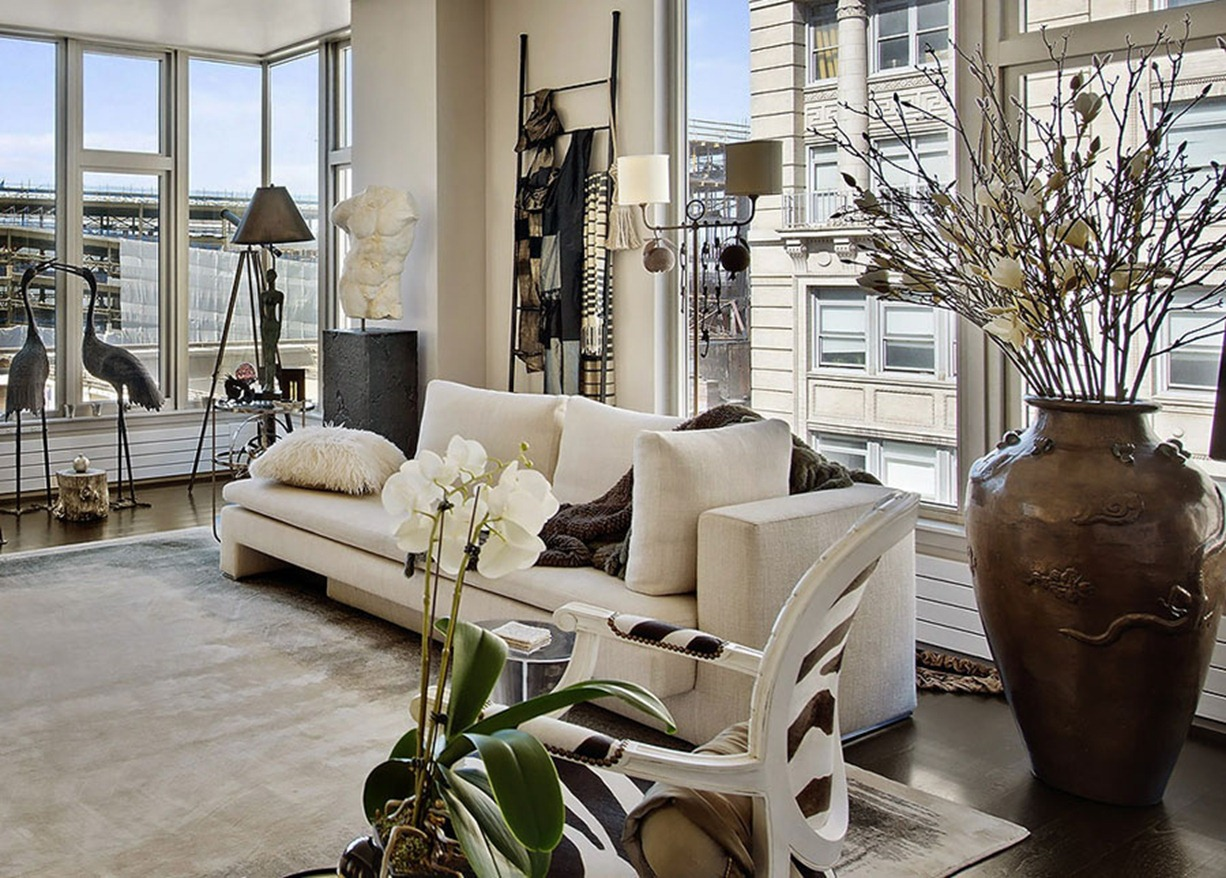 Home Decor For Apartments Apartment Interior Design In New York