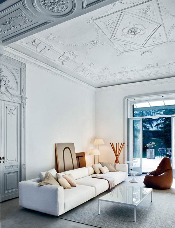 Led Of Halogeen In Badkamer 38 Classic And Modern Ceiling Design Ideas